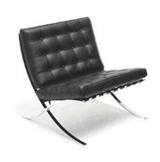 Mies van der Rohe Barcelona Chair 1929