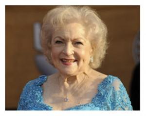 Betty White SAG Awards 2010 Life Achievement Honoree, Jan 23, 2010