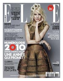 Elle Magazine French Edition courtesy Elle