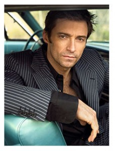 Hot hottie hot Hugh Jackman would get me out of bed, or keep me there...