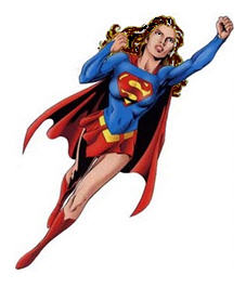 I want my S back for Superwoman Supermom Supersexy Superhero!