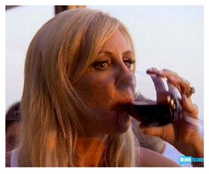 Real Housewives of OC Vicki - more lashes please?