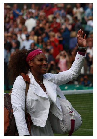 Serena Williams Flickr