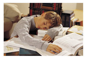 Sometimes kids are exhausted and overwhelmed. We feel powerless as parents to help.