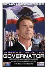 The Governator Arnold Schwarzenegger