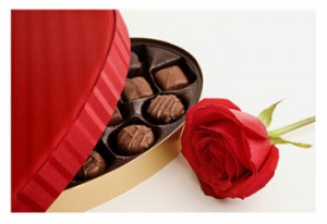 Who doesn't love a little chocolate on Valentine's? Yes, it's almost that time of year!