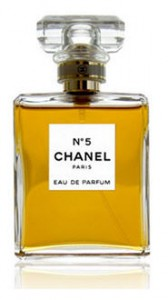 Chanel Number 5: a classic fragrance.
