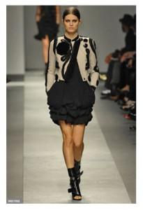 Défilé Givenchy courtesy Le Figaro Madame