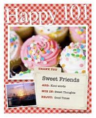 Happy 101 Award for Sweet Friends