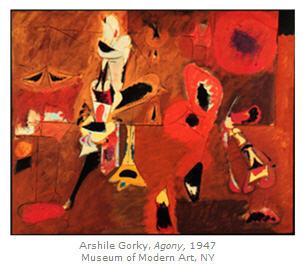 Arshile Gorky Museum of Modern Art NY