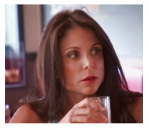 Bethenny RHNY Episode 1 on receiving end of bar ambush. Say what??