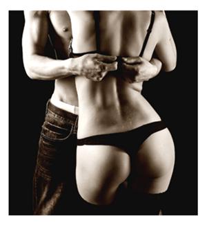 Sexy Couple Underwear