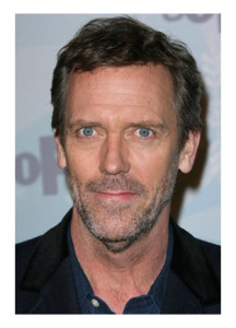 Hugh Laurie 2011