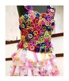 Thumbnail Detail of Condom Dress
