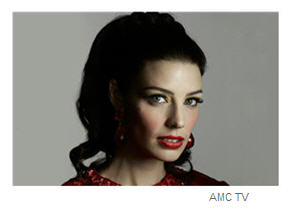 Jessica Paré as Megan Draper