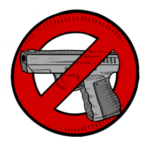 Gun Control Symbol