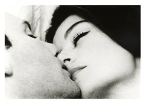 Anouk Aimée Jean-Louis Trintignant A Man and a Woman