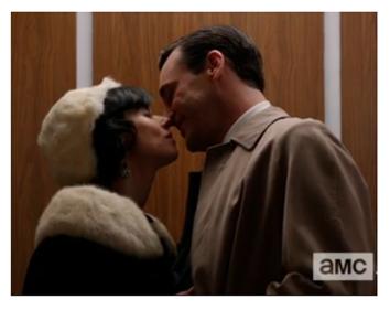 Mad Men Season 6 Episode 4 video clip Don and Sylvia