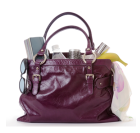 Overfilled Purse