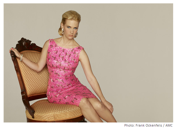 Mad Men Cast Photo Season 5 Betty Francis_January Jones
