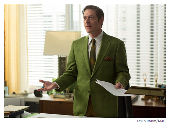 Mad Men Season 6 Episode 8 Photo Ted Chaough