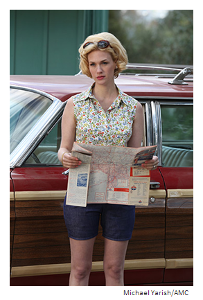 Mad Men Season 6 Episode 9 Betty is looking good