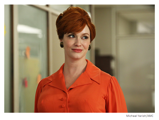 Mad Men Season 6 Finale Joan