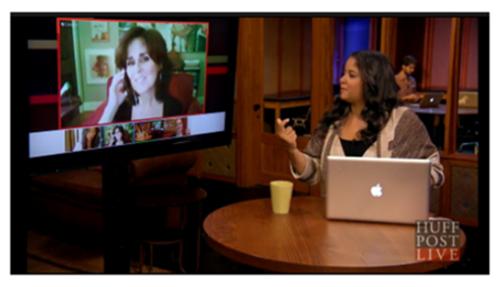 Huff Post Live with Nancy Redd