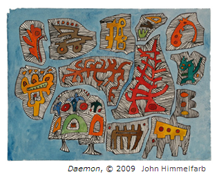 John Himmelfarb Daemon 2009 small