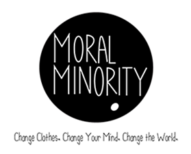 Eco Friendly Clothing by Moral Minority