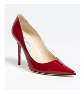 Jimmy Choo Abel Patent Leather Pump