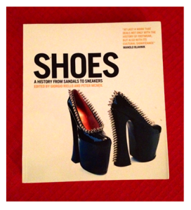 History of Shoes_Book