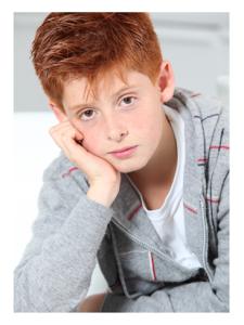 13 year old boy