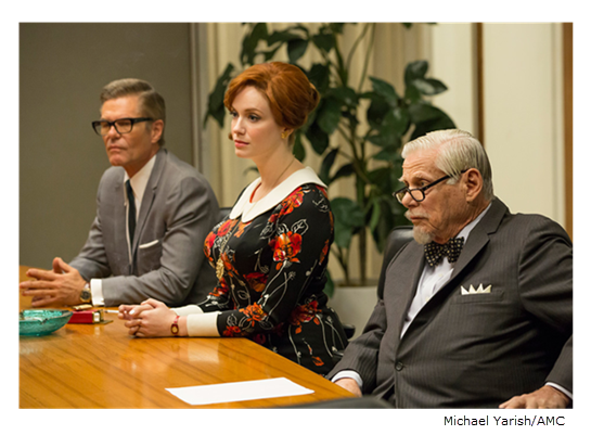 Mad Men Partners Season 7 Ep 3