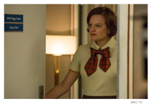 Peggy Mad Men Season 7 Ep 2