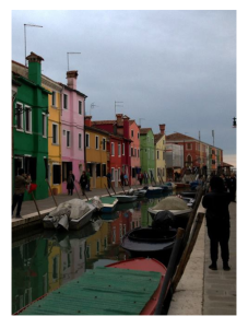 Colorful Venice Area