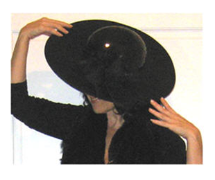The Pleasure of a Brimmed Hat