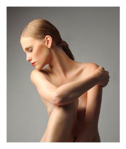 Thin Woman Torso