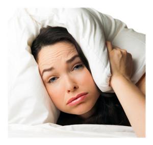 Woman Can't Sleep