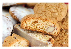 Biscotti and Cookies