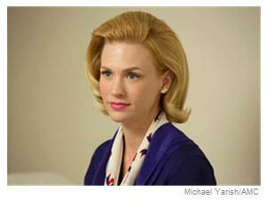 Betty on Mad Men_Season 7 Episode 13
