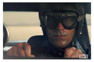 Mad Men Finale Don Speeding through Desert