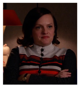 Mad Men Finale Peggy Annoyed with Stan