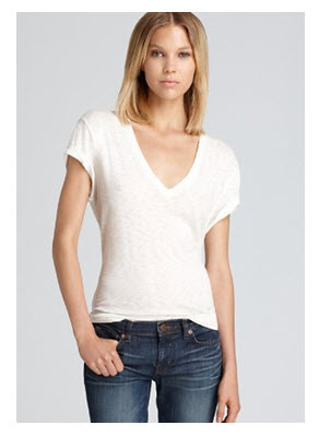 Fashion_Rag and Bone Tee at Bloomingdales