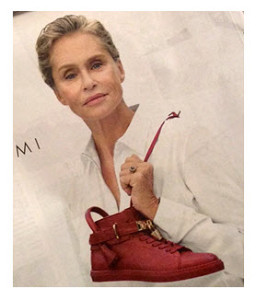 Lauren Hutton in NYT ad Fall 2015 sm
