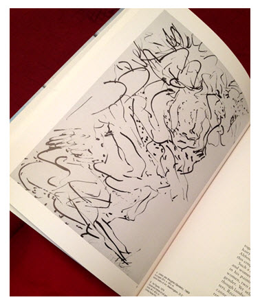 de Kooning Untitled_fm book by Harry Gaugh