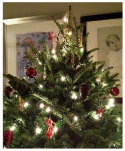 Holiday Shoe Tree