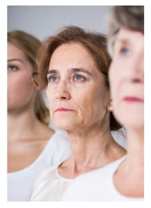 Trio of Mature Women
