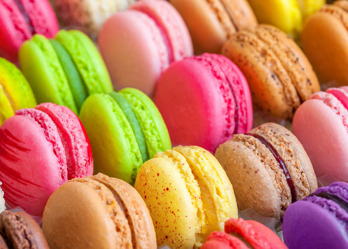 The Macaron: A Little Bite of Heaven
