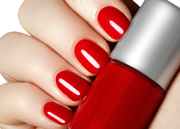 I Want to Paint My Nails Red! And Then…